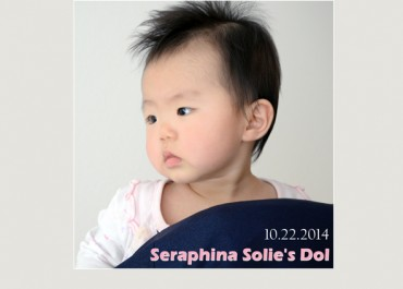 1ST BIRTHDAY PARTY OF KOREAN TRADITION FOR Seraphina Solie