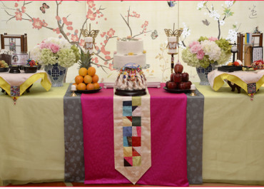 Hayul'S DOLJANCHI(KOREAN 1ST BIRTHDAY PARTY)